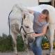 4.08.2013. JK Erceni seminārs par veterināro homeopātiju un manuālo terapiju zirgiem/Reinis Rudzītis